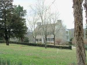 Daniel Boone's Last Home
