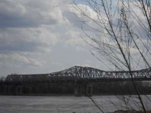 Missouri River at St. Charles